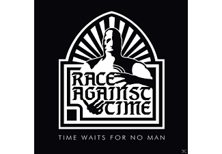 Race Against Time - Time Waits For No Man (Ltd.Clear Vinyl) - (Vinyl)