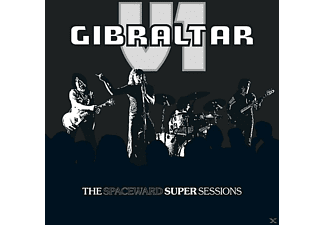 V1;Gibraltar - The Spaceward Super Sessions - (CD)