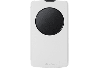 LG L Fino Quickcircle Case Wit
