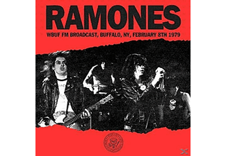 Ramones - Wbuf Fm Broadcast (Buffalo, Ny / Feb.8th, 1979) - (Vinyl)
