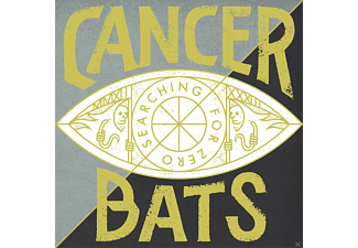 Cancer Bats - Searching For Zero - (CD)