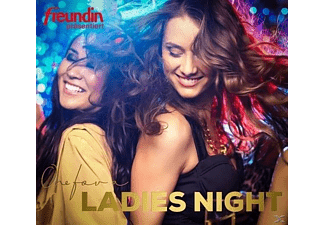 VARIOUS - Freundin Präsentiert - One For A Ladies Night [CD]