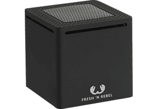 FRESH 'N REBEL Rockbox Cube Zwart