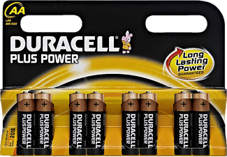 DURACELL Plus Power AA (6+2) - (81470514)