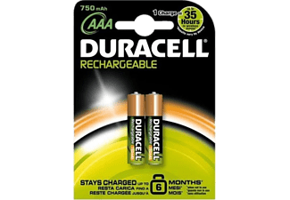 DURACELL Rechargeable 750mAh AAΑ - 2 τμχ - (81418231)
