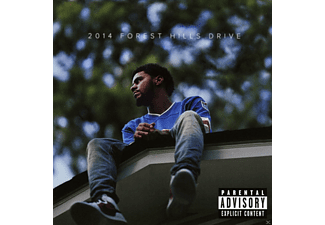 J. Cole - 2014 Forest Hills Drive - (CD)