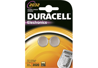 DURACELL Electronics CR2032 - 2 τχμ - (81418247)