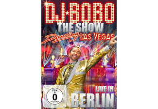 DJ Bobo - DANCING LAS VEGAS-THE SHOW LIVE IN BERLIN - (DVD + CD)