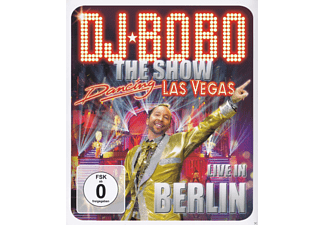 DJ Bobo - Dancing Las Vegas - The Show Live In Berlin - (Blu-ray)