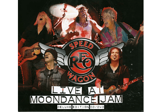 REO Speedwagon - Live At Moondance Jam (Deluxe Edition) - (CD + DVD)
