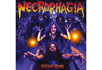 Necrophagia - Whiteworm Cathedral [Vinyl]