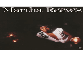 Martha Reeves - THE REST OF MY LIFE - (CD)