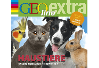 - GEOlino extra: Haustiere - (CD)