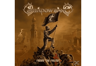 Shadowbane - Facing The Fallout - (CD)