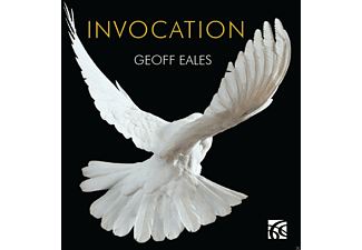 Geoff Eales - Invocation [CD]