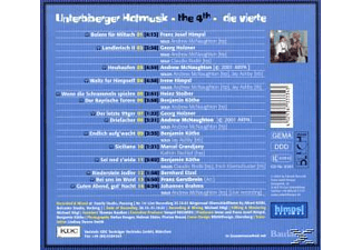 Unterbiberger Hofmusik - The 4th [CD]