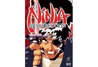 Ninja Resurrection - (DVD)
