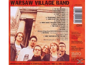 Warsaw Village B - People's Spring [CD]