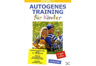 AUTOGENES TRAINING FÜR KINDER - (DVD)