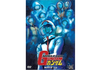 Mobile Suit Gundam - The Movie 3 [DVD]