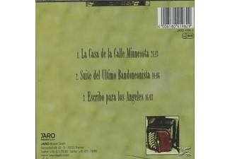 Luis Di Matteo - Escribo Para Los Angeles [CD]