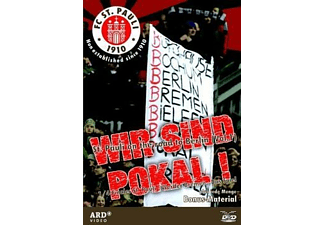 Wir sind Pokal! - St. Pauli on the Road to Berlin [DVD]