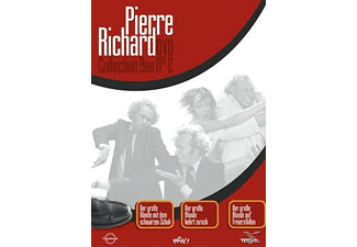 Pierre Richard DVD Collection Box No 2 [DVD]
