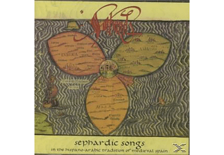 Sarb - Sephardic Songs [CD]