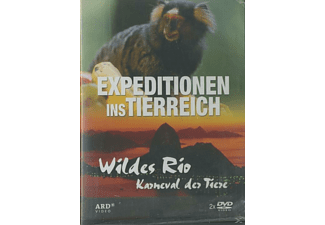 EXPEDITION INS TIERREICH - WILDES RIO [DVD]