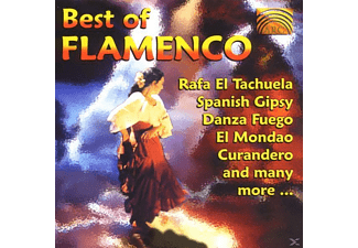 VARIOUS - Best Of Flamenco [CD]