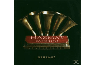 Hazmat Modine - Bahamut [CD]