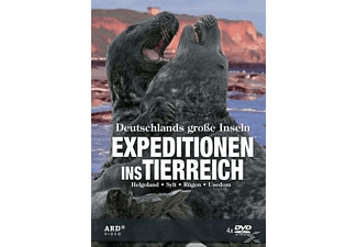 EXPEDITIONEN INS TIERREICH - DEUTSCHLANDS GROSSE I [DVD]