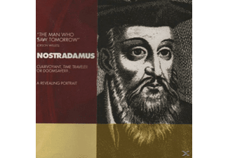 Orson Welles - Nostradamus - The Man Who Saw Tomorrow - (CD)