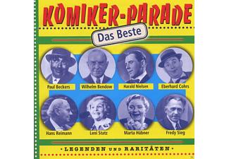 VARIOUS - Komikerparade-Das Beste [CD]