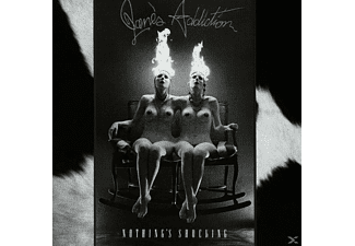 Jane's Addiction - Nothing's Shocking - (CD)