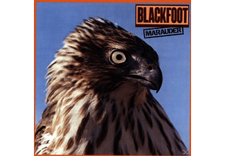 Blackfoot - Marauder - (CD)