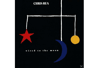 Chris Rea - Wired To The Moon [CD]
