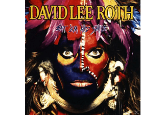 David Lee Roth - Eat 'em And Smile - (CD)