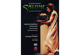 Sinopoli - Strauss, Richard - Salome (Ntsc) - (DVD)
