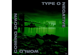 Type 0 Negative - World Coming Down [CD]
