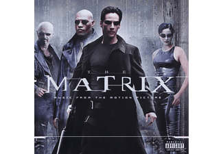 VARIOUS, OST/VARIOUS - The Matrix [CD]