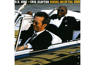 B.B. King, Eric Clapton / B.B. King - Riding With The King [CD]