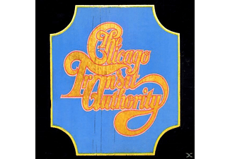 Chicago - The Transit Authority - (CD)
