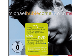 Michael Bublé - Come Fly With Me - (CD + DVD Video)