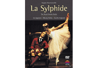 The Royal Danish Ballet - La Sylphide (Ga) - (DVD)