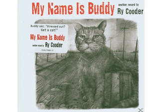 Ry Cooder - My Name Is Buddy - (CD)