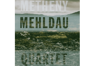Pat Metheny, Pat Metheny/Brad Mehldau - Quartet - (CD)