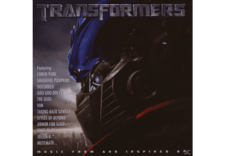 VARIOUS, OST/VARIOUS - Transformers [CD]