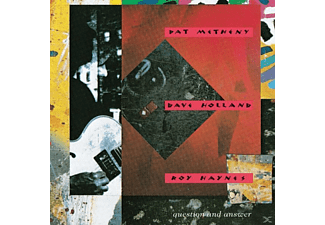Dave Holland, Pat Metheny - Question And Answer - (CD)
