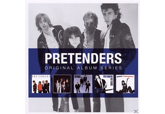 The Pretenders - Original Album Series [CD]